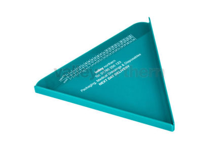 Precision® Plastic Dispensing Triangle