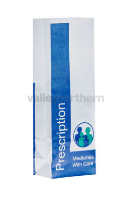 ProPac® Prescription Bags - Non NHS - (h)220 x (w)75 x (g)50mm