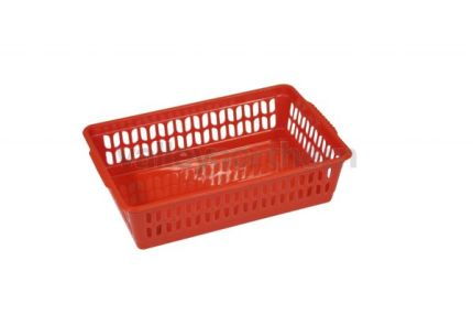 Plastic Baskets Small - Red