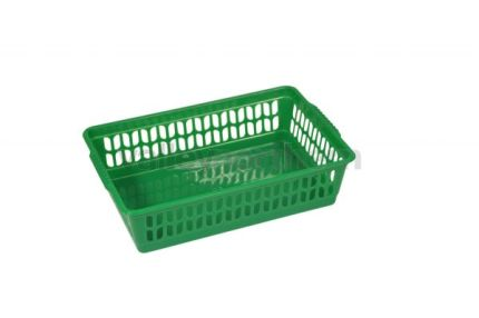 Plastic Baskets Small - Green