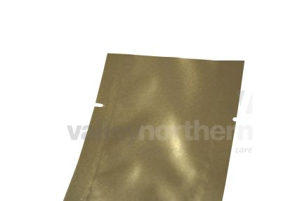 Aluminium Sachets 6x8cm OD (with tear nicks)