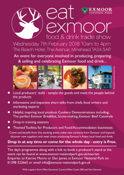 Eat Exmoor Producers Day