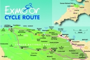 Tour of Britain Exmoor Cycling Route 2007