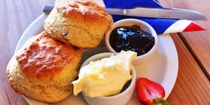 Exmoor celebrates National Cream Tea Day