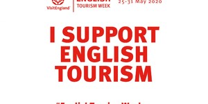 I Support English Tourism!