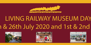 Book tickets to the Living Railway Museum Days!
