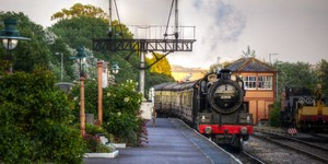 West Somerset Railway Railway secures 'Culture Recovery Fund for Heritage'