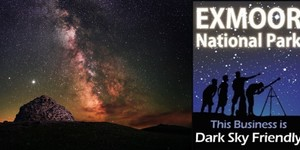 Exmoor Dark Sky Friendly Accredited Businesses