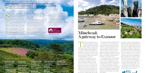 Be an Exmoor Explorer - Walk Magazine, Spring Issue'21