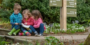 RHS Rosemoor - Enjoy the countryside with new Chocolate & Love Family Trail