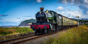 New all-in-one West Somerset Railway ticket