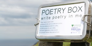 Book launch: Exmoor Poetry Boxes – A Harvest of Wild Words