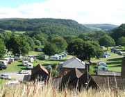 Burrowhayes Farm Caravan and Camping Site and Riding Stables