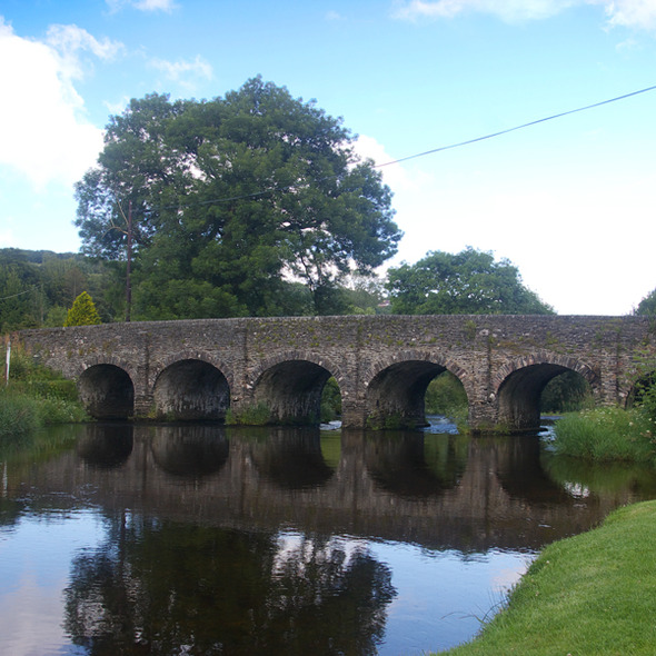 Withypool Bridge