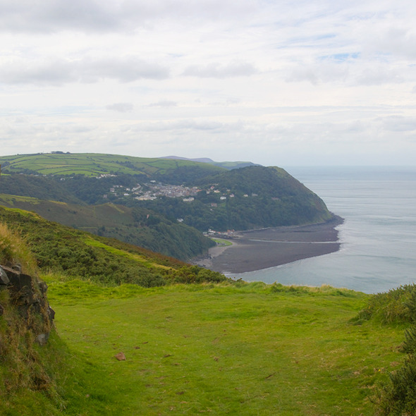 Countisbury, near Lynmouth