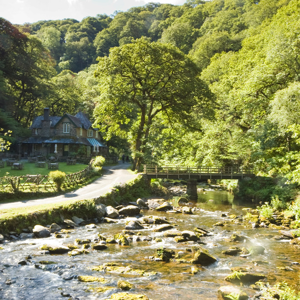 Watersmeet, near Lynmouth