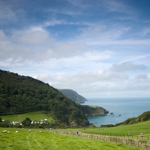 Lee Bay, near Lynton