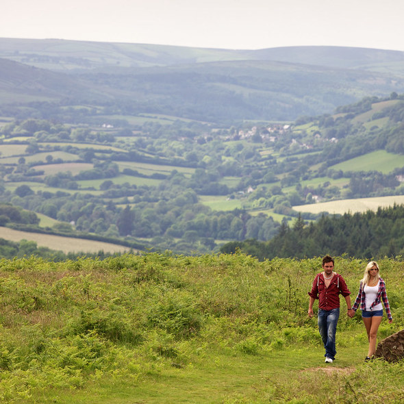 Guided Walks - Dunster Outback Walk (Exmoor National Park)