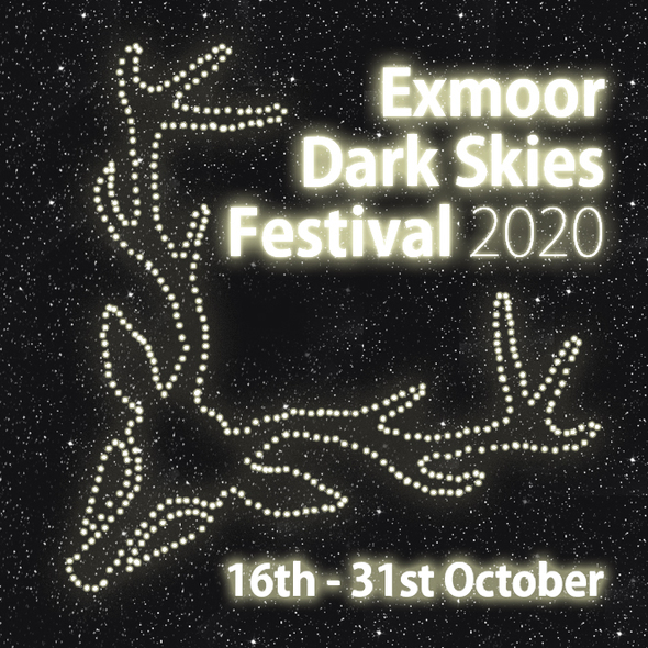 Exmoor National Park Dark Skies Festival 16-31October 2020