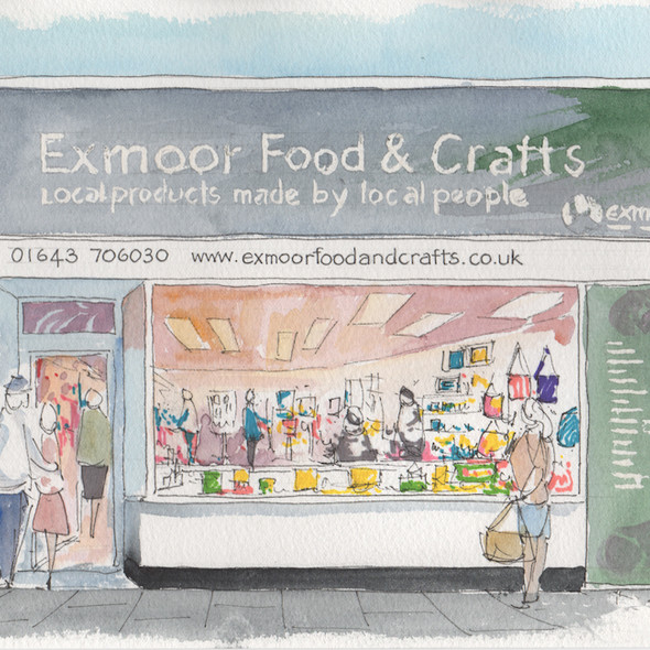 Exmoor Food and Crafts