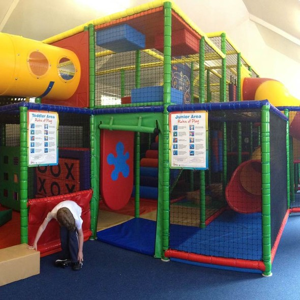 The Hub Soft Play Centre