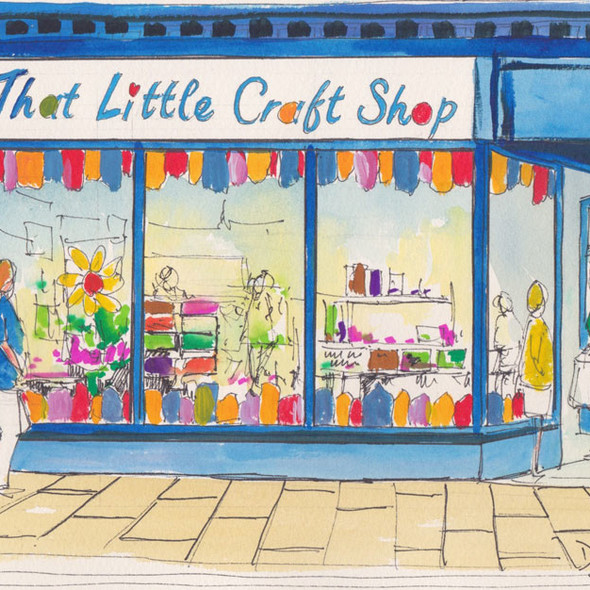That Little Craft Shop