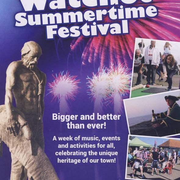 Watchet Summertime Festival