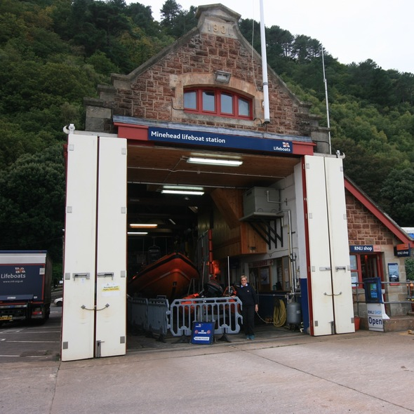 RNLI Boathouse & Shop
