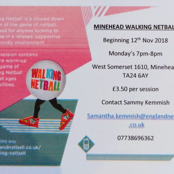 Minehead Walking Netball