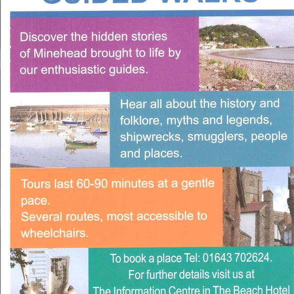 Minehead Guided Walks