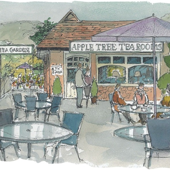 Apple Tree Tea Rooms