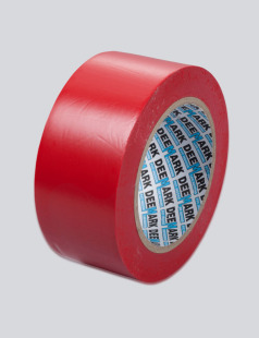Red Floor Marking Tape