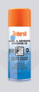 Ambersil Label Remover, Food Grade
