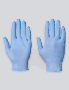 Latex Gloves, Powdered