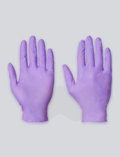 Nitrile Gloves, Powder Free