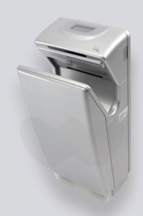 Dolphin Velocity High Speed Silver Blade Hand Dryer