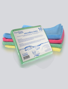 Optima Microfibre Cloths