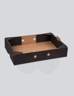 Hand Erect Produce Tray, 300x400mm