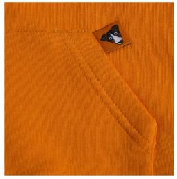 Fleece Hoodie Orange