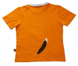 Short Sleeve T-Shirt Oragne